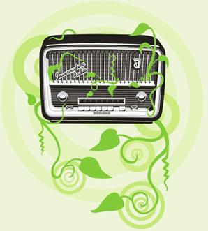 La radio más allá