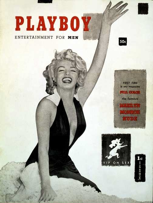 Playboy Marilyn Monroe Cover